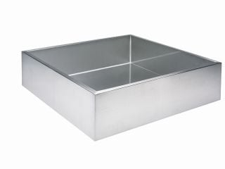 200L Stainless Steel Reservoir - For Water Features